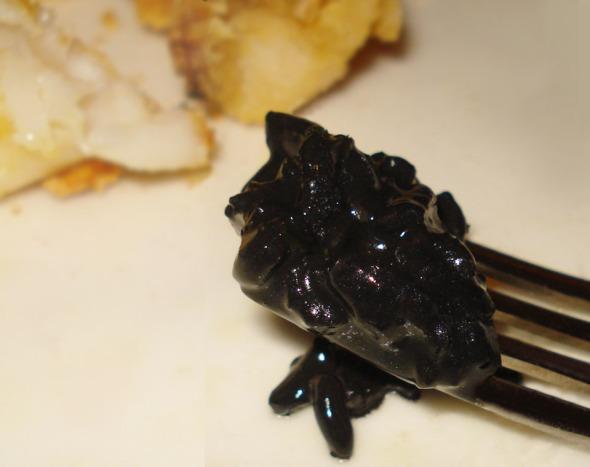 Το ριζότο από μελάνι σουπιάς ψηφίστηκε ομόφωνα ως το καλύτερο πιάτο της βραδιάς © beautyworkshop.gr