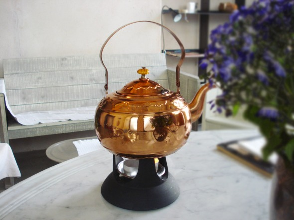 Μετά το χαμάμ, ένα τσάι είναι απαραίτητο © beautyworkshop.gr