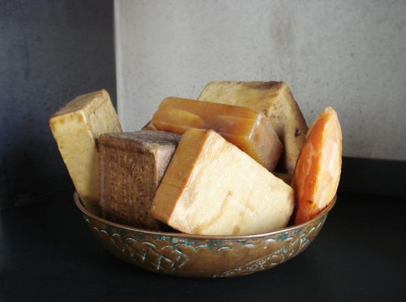 Σαπούνια μασάζ © beautyworkshop.gr