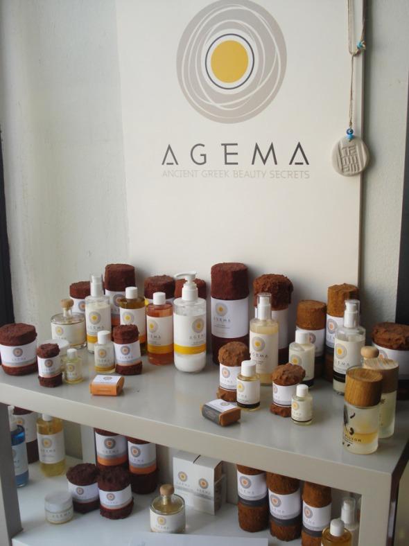 Τα Agema είναι Ελληνικά (εξαιρετικά) προϊόντα, τα οποία παράγονται στην περιοχή της Δωδώνης © beautyworkshop.gr