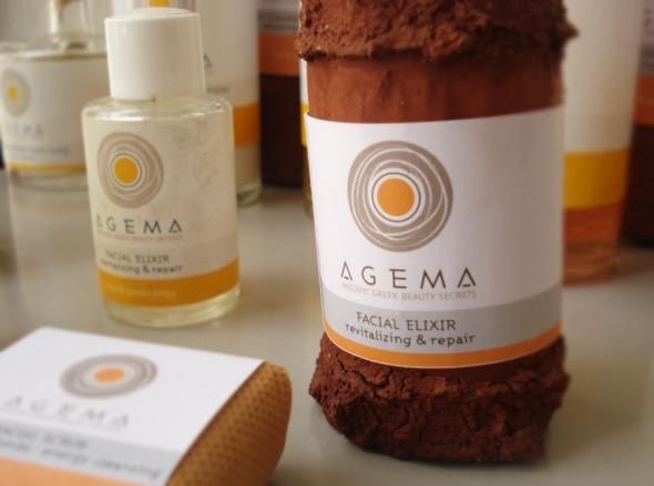 """Βασισμένα στη δύναμη της γεωενέργειας, τα προϊόντα προσώπου της μάρκας είναι τυλιγμένα σε ένα μείγμα χώματος-λάσπης, το οποίο σφραγίζει το προϊόν και το κρατά """"ενεργειακά προστατευμένο"""" © beautyworkshop.gr"""
