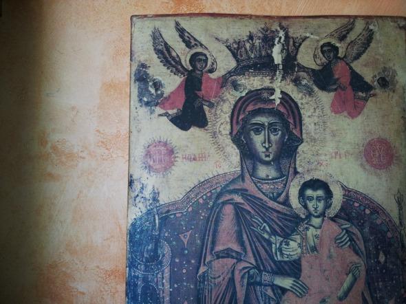 Οι εικόνες της Παναγίας έχουν ξεχωριστή θέση στη συλλογή © beautyworkshop.gr