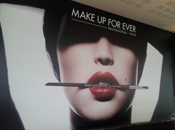 Από την παρουσίαση Sephora στην Κηφισιά  © beautyworkshop.gr