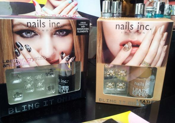 Nails Inc, από την παρουσίαση Sephora στην Κηφισιά  © beautyworkshop.gr