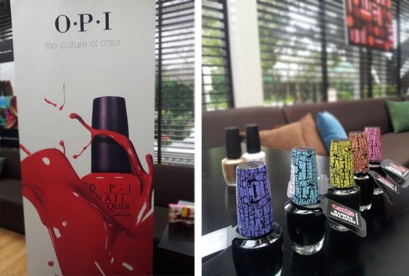 OPI, από την παρουσίαση Sephora στην Κηφισιά  © beautyworkshop.gr