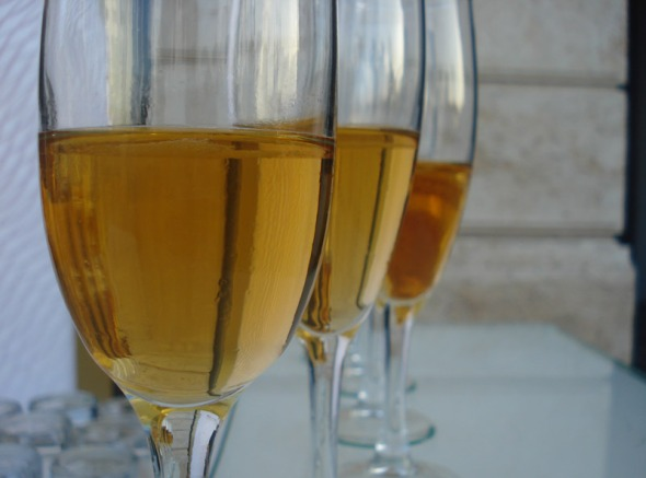 To welcome drink του πάρτυ, και αυτό με Chivas © beautyworkshop.gr