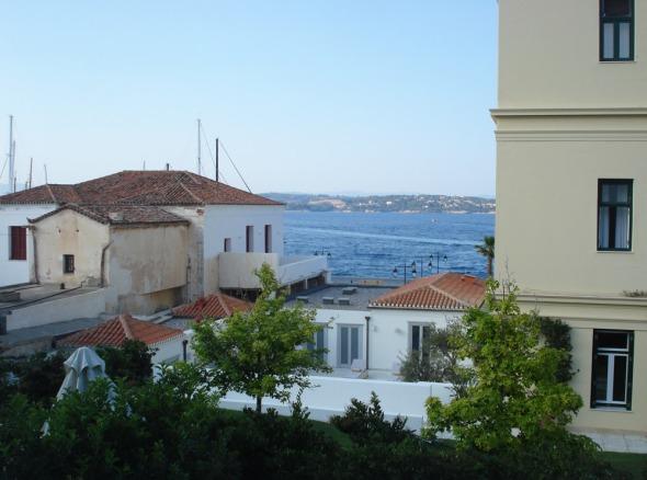 Η θέα από το δωμάτιό μας © beautyworkshop.gr