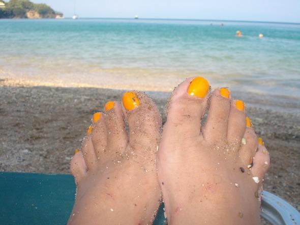 Erre Due, Sunny. Το πιο καλοκαιρινό από τα φετινά βερνίκια (περισσότερες πληροφορίες στο προηγούμενο ποστ) © beautyworkshop.gr