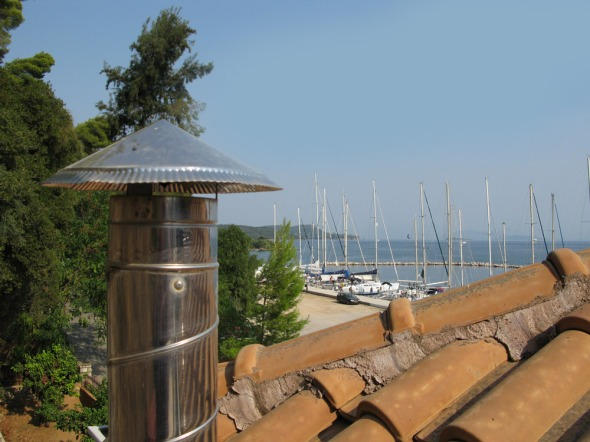 Θέα από το σπίτι... © beautyworkshop.gr