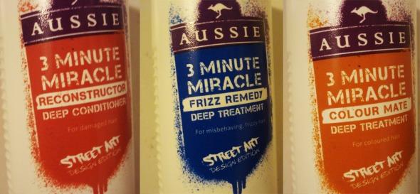 Μετά το καλοκαίρι, τα μαλλιά, όσο κι αν τα έχετε προσέξει, δεν είναι στα καλύτερά τους. Το 3 minute miracle από τα Aussie είναι ένα από τα πιο αποτελεσματικά προϊόντα που έχω χρησιμοποιήσει στα μαλλιά μου © beautyworkshop.gr
