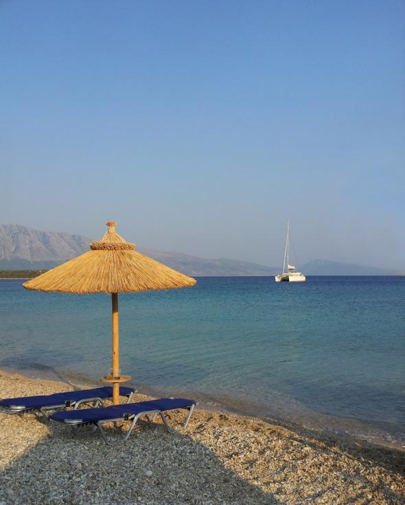 Παραλία Βαθιαβάλη © beautyworkshop.gr