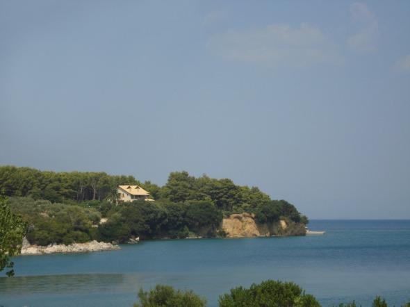 Από την Παναγιά, την παραλία που κάνουμε μπάνιο όλο το καλοκαίρι. © beautyworkshop.gr