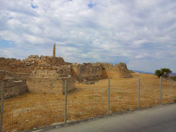 Η Κολώνα, ένας από τους πολλούς και πολύ σημαντικούς αρχαιολογικούς χώρους της Αίγινας