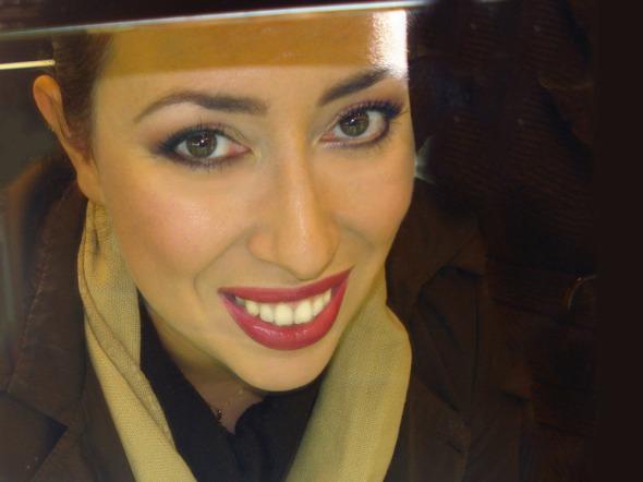 Μια από τις ελάχιστες φορές που δέχθηκα να με μακιγιάρουν, ήταν για χάρη της Πηνελόπης και του λανσαρίσματος στην Ελλάδα του νέου μακιγιάζ του Οίκου Calvin Klein. http://wp.me/p2BQA2-hV