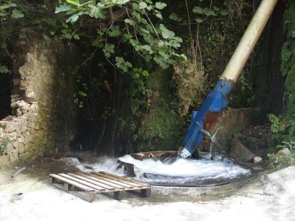 Η νεροτριβή στο Μοναστηράκι Αιτολοακαρνανίας ήταν μια από τις πιο ωραίες εμπειρίες του περασμένου καλοκαιριού. http://wp.me/p2BQA2-1n9