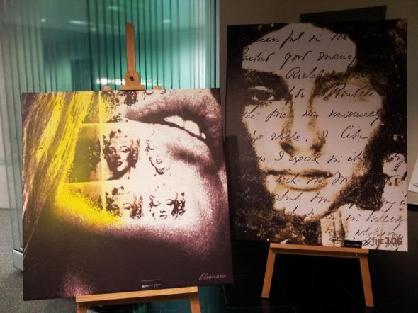 Αν και τα περισσότερα έργα είναι αρκετά μεγάλων διαστάσεων, γεγονός που εκτινάσσει στα ύψη το κόστος εκτύπωσης, οι τελικές τιμές των έργων είναι πολύ λογικές. © beautyworkshop.gr