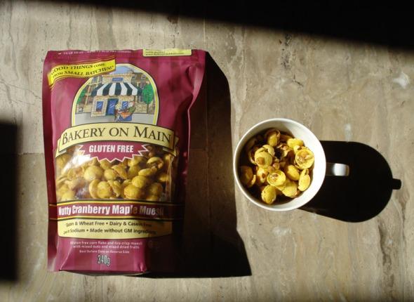 Νόστιμα δημητριακά πρωϊνού, χωρίς γλουτένη. Λεπτομέρειες εδώ http://www.get-glutenfree.com/