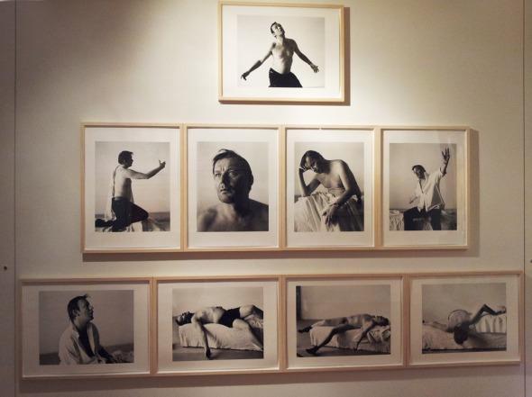 Ο ίδιος. (από την έκθεση Martin Kippensberger: Cry for Freedom, στο Μουσείο Κυκλαδικής Τέχνης.) © beautyworkshop.gr