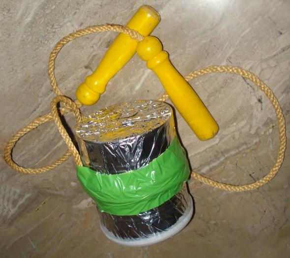 Τουμπανάκι, έτοιμο! © beautyworkshop.gr