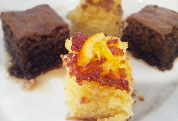 Πορτοκαλόπιτα κορυφή και καρυδόπιτα επίσης. © beautyworkshop.gr