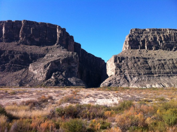 Big Bend Canyon, Texas © beautyworkshop.gr