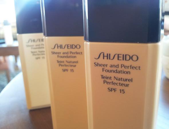 Νέο make up, προσθήκη στην ήδη επιτυχημένη σειρά fond de teint της Shiseido. © beautyworkshop.gr