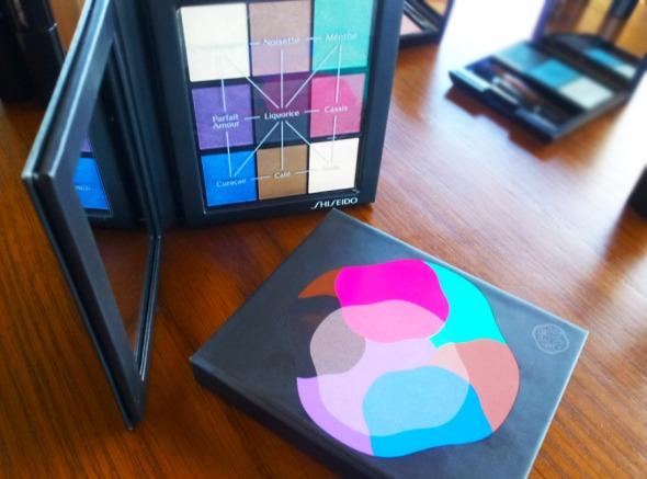 Συλλεκτική παλέτα, με χρώματα επιλεγμένα ένα-ένα από τον master Dick Page © beautyworkshop.gr