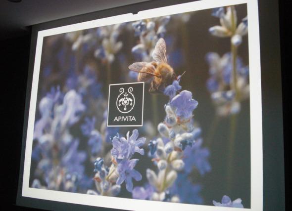 Από την παρουσίαση στο εργοστάσιο © beautyworkshop.gr