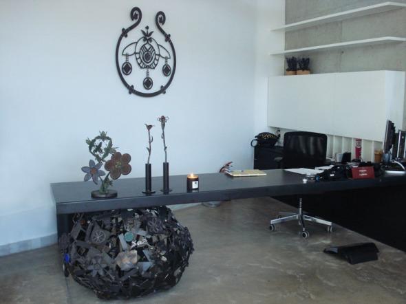 Η reception © beautyworkshop.gr