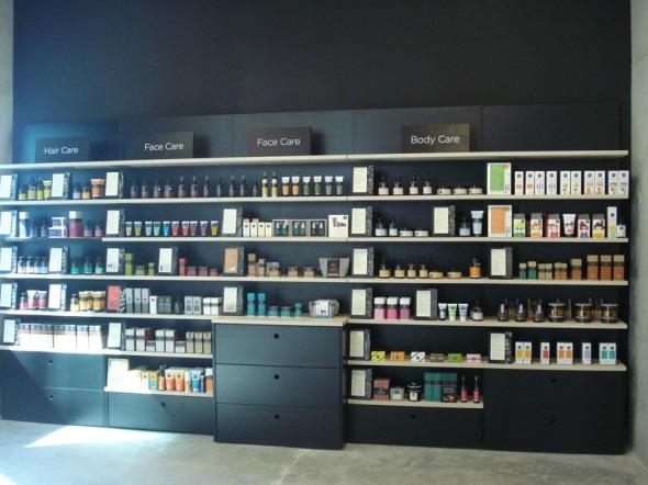 Η μάρκα διαθέτει περισσότερους από 300 ενεργούς κωδικούς προϊόντων © beautyworkshop.gr
