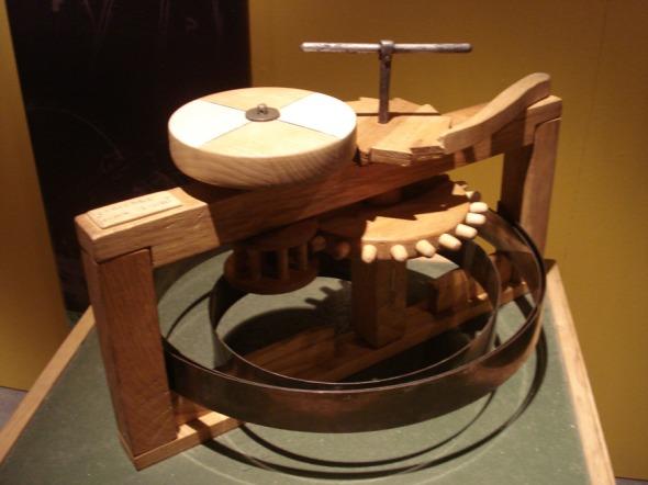 Πολλές εφευρέσεις του Da Vinci είναι τόσο περίπολοκες, που προκαλούν θαυμασμό. © beautyworkshop.gr