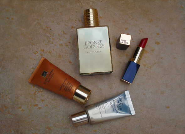 Το προσωπικό μου Estée Lauder SOS kit © beautyworkshop