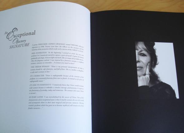 H Sophia Grojsman δημιούργησε το Trésor το 1990. Η επιτυχία του ήταν τέτοια, που εξέπληξε και την ίδια τη δημιουργό. © beautyworkshop