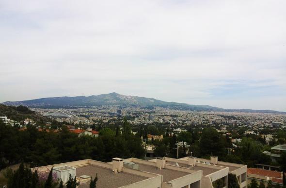 Θέα από το μπαλκόνι... Από την παρουσίαση Ila © beautyworkshop
