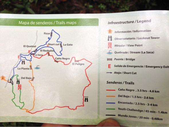 Μονοπάτια στο Monteverde (Santa Elena) © Mitsaras & beautyworkshop.gr