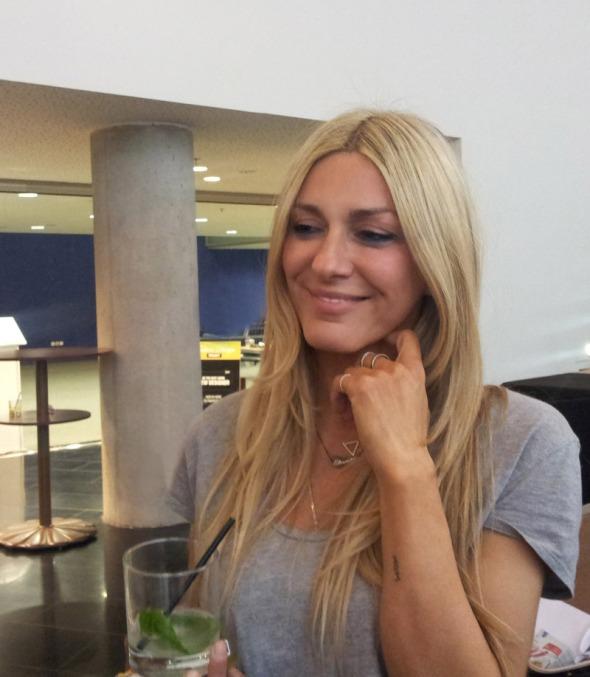 Η Ελεονώρα © beautyworkshop.gr