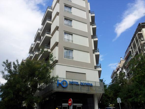 Καθ΄οδόν για Αριδαία, μείναμε ένα βράδυ στη Θεσσαλονίκη. Το Olympia Hotel, στην οδό Ολύμπου είναι το ξενοδοχείο που μένουμε πάντα... © beautyworkshop.gr