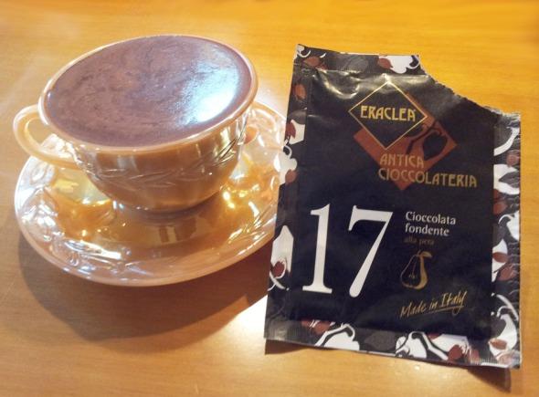 Σοκολάτα αχλάδι... Δεν περιγράφω άλλο. © beautyworkshop.gr