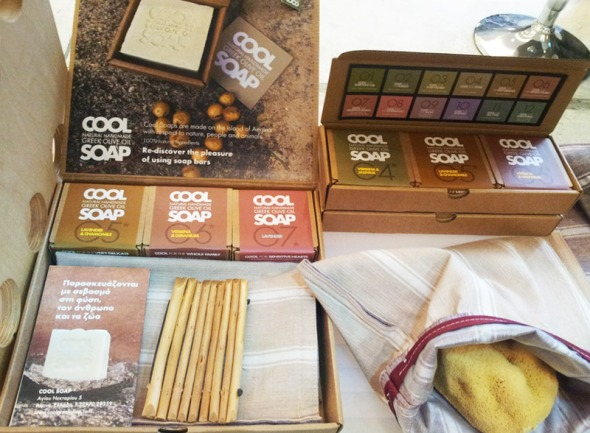 Cool Soap © beautyworkshop.gr